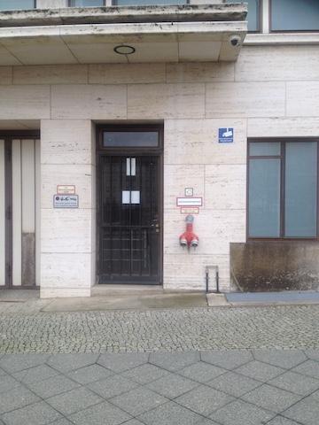 Berlin neben Maritim Hotel