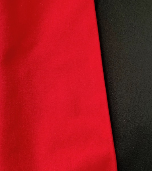 rot schwarz Trendfarbe Trendfarben 2019