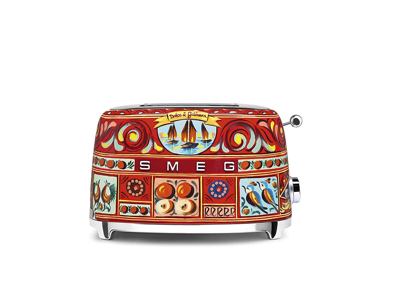 Smeg Toaster Dolce & Gabbana