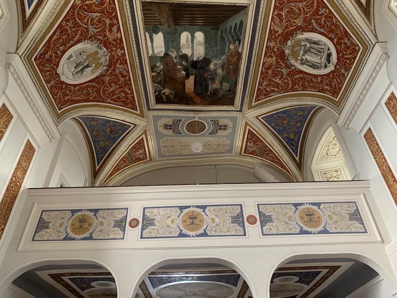 A_Vorarlberg_Bregenz_Gebhardsberg_Burgrestaurant_Kirche_Orgel