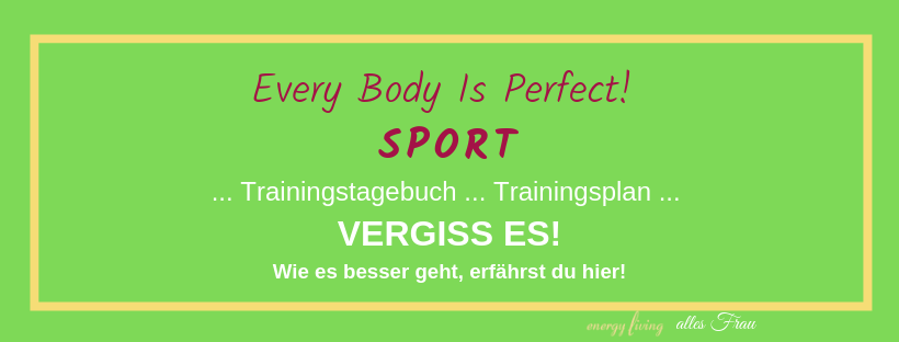every body is perfect Sport
