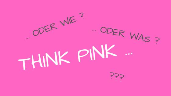 Think Pink Mindset energy living Ruhestand ist kein Stillstand